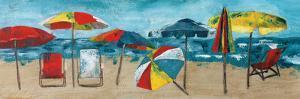 At the Beach by Katrina Craven