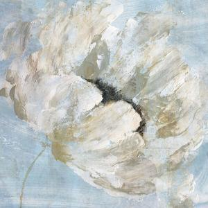 Blue Blanc I by Katrina Craven