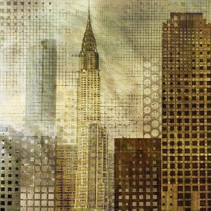 Chrysler Building by Katrina Craven