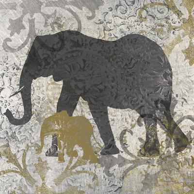 Elephants Exotiques by Katrina Craven