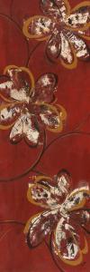 Flowers Dancing II by Katrina Craven