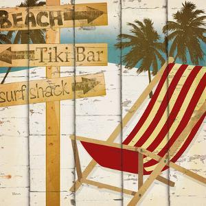 Going to the Beach II by Katrina Craven