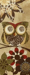 Owls Wisdom I by Katrina Craven