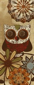 Owls Wisdom II by Katrina Craven