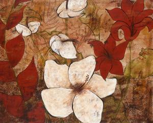 Tropical Allure I by Katrina Craven