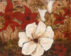 Tropical Allure II by Katrina Craven