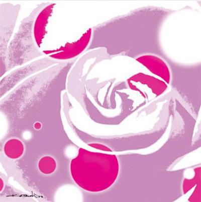 Katsu Flower I-Katsushiro Isobe-Art Print