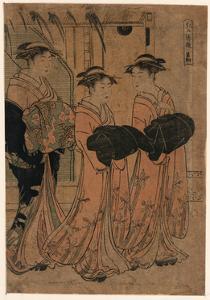 Shocho by Katsukawa Shuncho