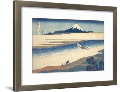 Bushu Tamagawa (The Tama River in Musashi Province)