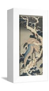Cranes on Pine, C. 1834 by Katsushika Hokusai