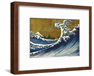 Great Wave (from 100 views of Mt. Fuji)