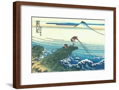 Kajikazawa in Kai Province, c.1830