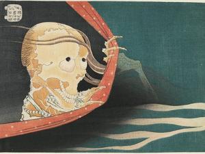 Kohada Koheiji, 1831-1832 by Katsushika Hokusai