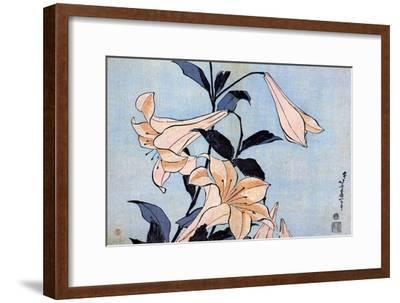Lilies, C1830