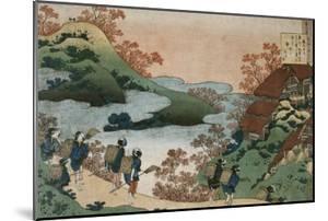 Sarumaru Daiyû by Katsushika Hokusai