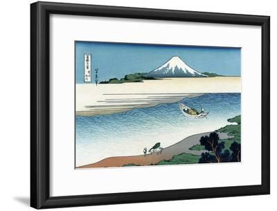 Tama River in Musashi Province