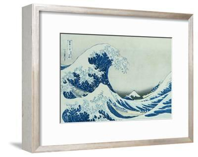 The Great Wave of Kanagawa, 1831