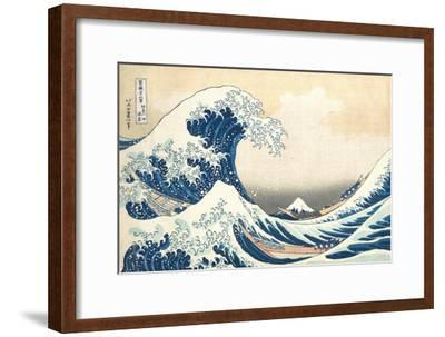 The Great Wave off Kanagawa, c.1830