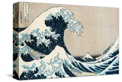 "The Great Wave Off Kanagawa, from the Series ""36 Views of Mt. Fuji"" (""Fugaku Sanjuokkei"")"