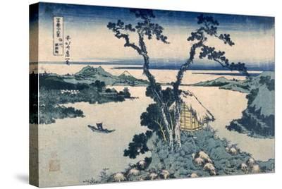 The Suna Lake (Colour Woodblock Print)