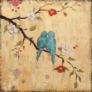 Love Birds II by Katy Frances