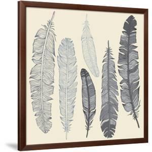 Feather Set by Katyau