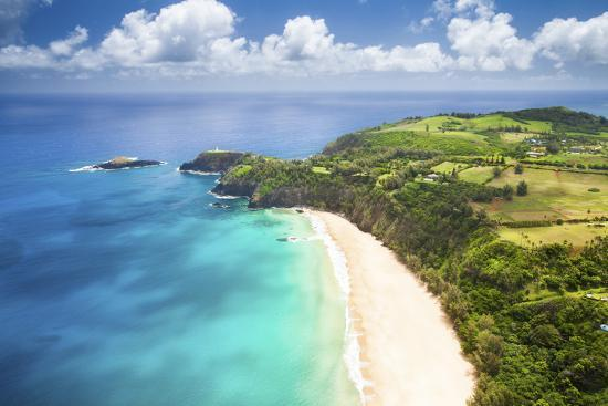 Kauai Lighthouse Beach-Cameron Brooks-Photographic Print