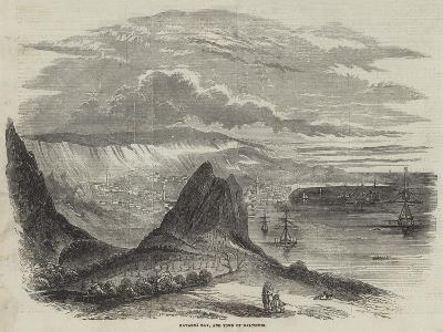 Kavarna Bay, and Town of Baltschik--Giclee Print