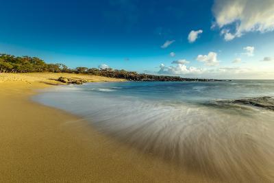 Kawakiu Nui Beach on Molokai's West End-Richard A^ Cooke-Photographic Print