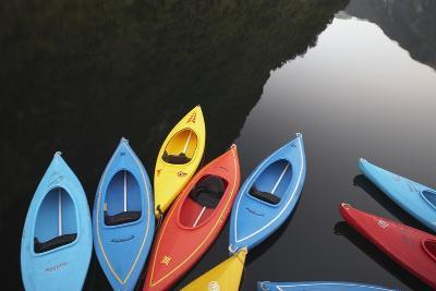 Kayaks-Paul Souders-Photographic Print