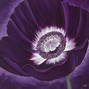 Purple Passion II by Kaye Lake