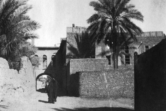 Kazimain, Iraq, 1917-1919--Giclee Print