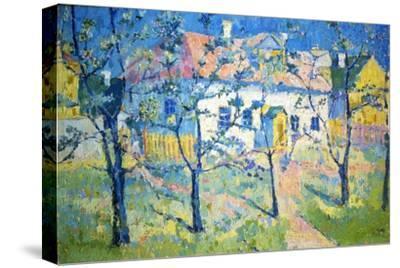 Spring - Blossoming Garden, 1904