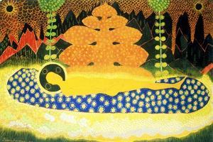 The Shroud, 1908 by Kazimir Malevich