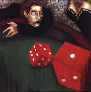 Craps by Kc Haxton