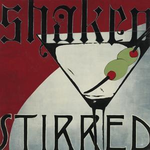 Shaken Stirred by Kc Haxton