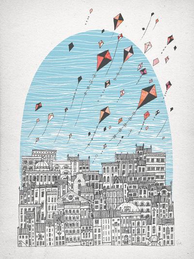 Kedesh-David Fleck-Art Print