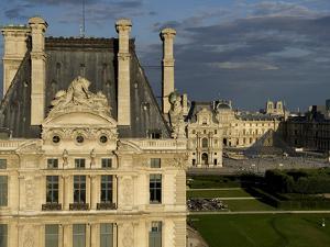Musee Du Louvre by Keenpress