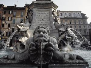Piazza Navona, Rome, Italy by Keenpress