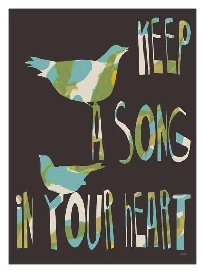 Keep A Song-Lisa Weedn-Giclee Print