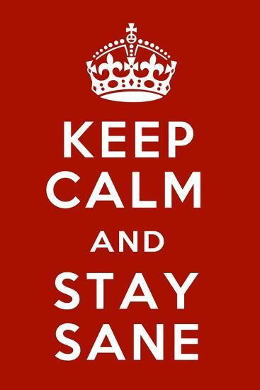 Keep Calm IV-Mindy Sommers-Giclee Print