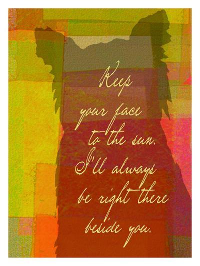 Keep Your Face To The Sun-Lisa Weedn-Giclee Print