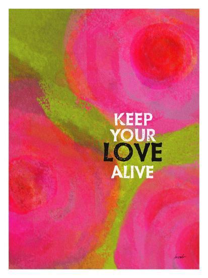 Keep Your Love-Lisa Weedn-Giclee Print