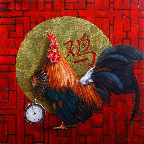 Keeper of Time-Lucia Heffernan-Art Print