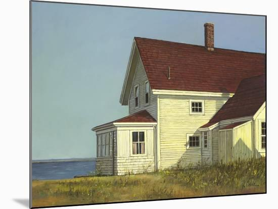 Keepers Morning-Jerry Cable-Mounted Giclee Print