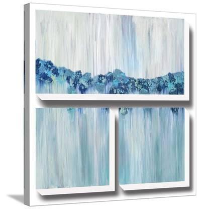 Keeping Calm-Sofia Veysey-Stretched Canvas Print