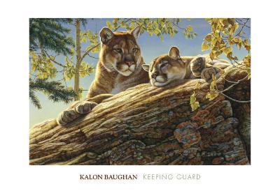 Keeping Guard-Kalon Baughan-Art Print