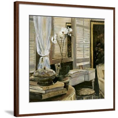 Keepsake II-Dennis Carney-Framed Art Print