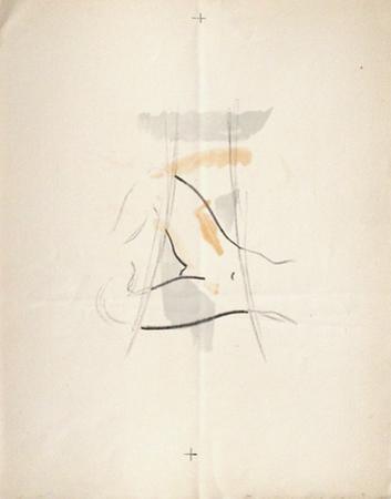 La Princesse de Babylone 10 (Essai 2) by Kees van Dongen
