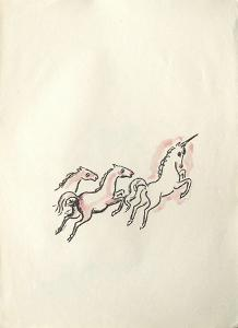 La Princesse de Babylone 29 (Suite couleur) by Kees van Dongen